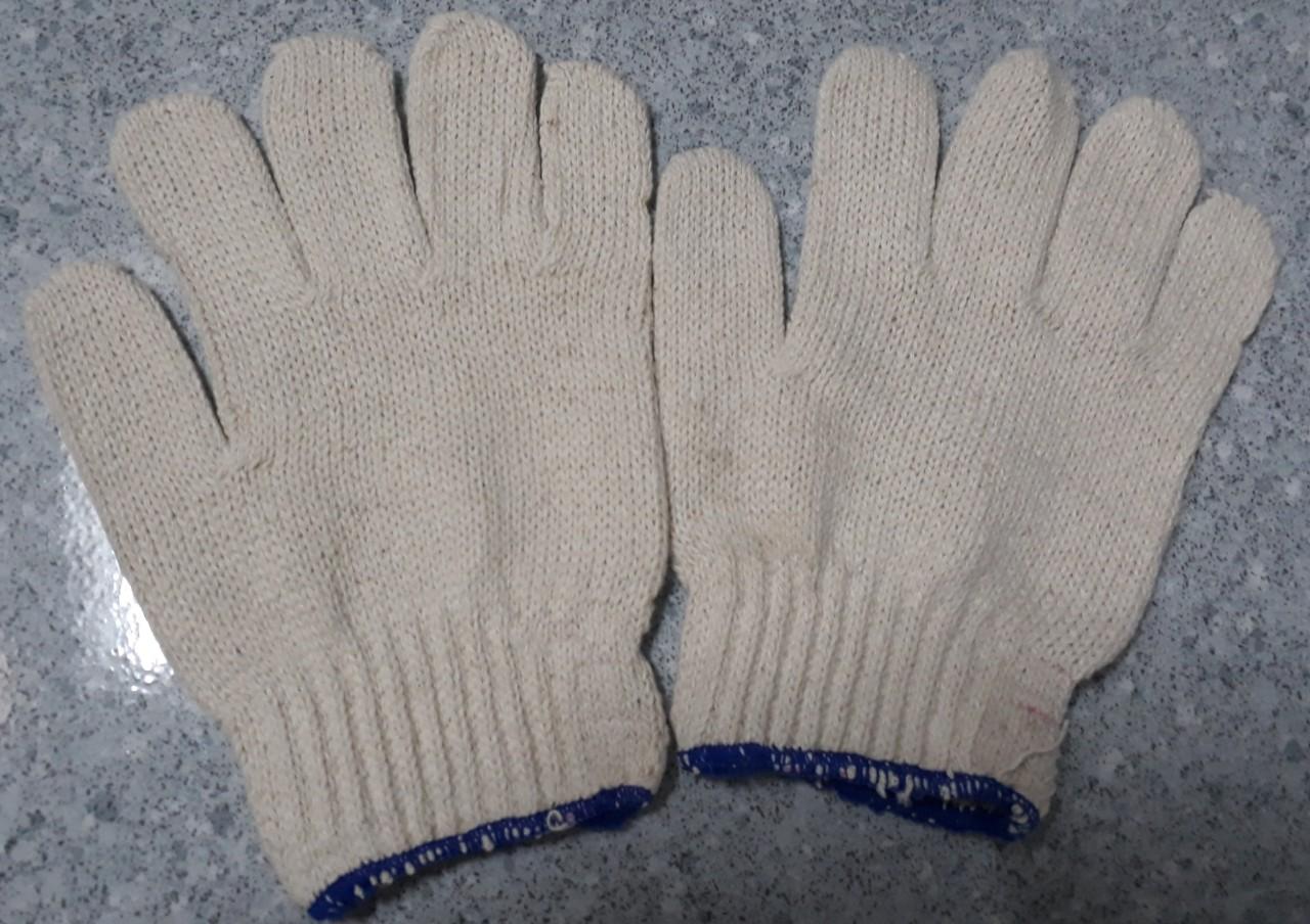 Găng tay len công nhân cơ khí 80gr